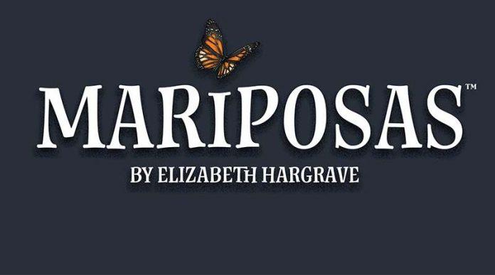 logotipo del juego de mesa Mariposas