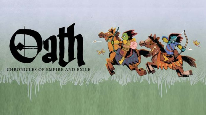 Arte de Oath: Chronicles of Empire and Exile