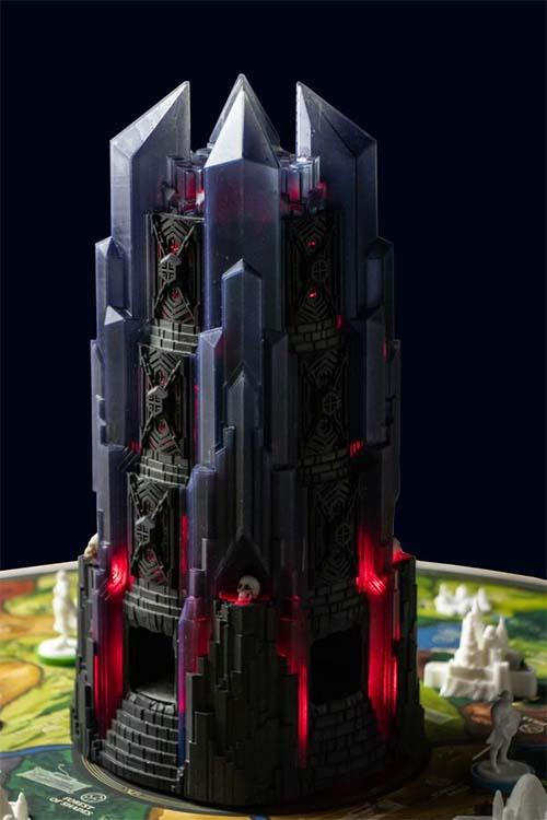 Prototipo de la torre oscura