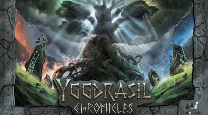 Portada de Yggdrasil Chronicles
