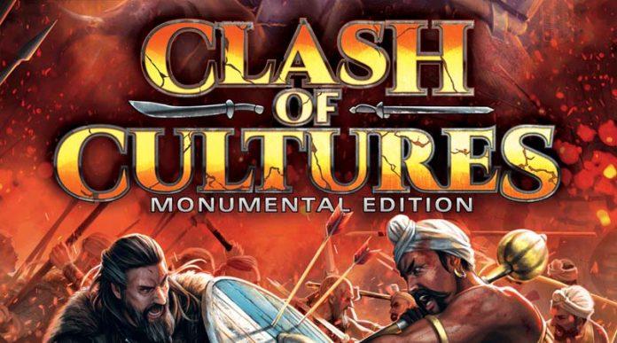 Logotipo de Clash of Cultures Monumental edition