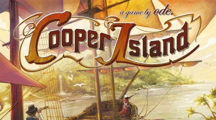 Logotipo de Cooper island