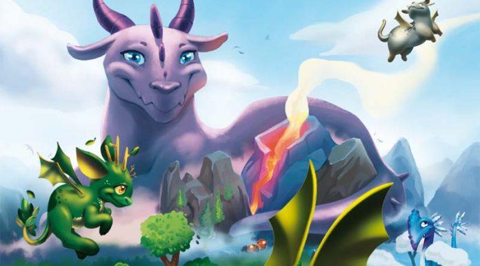 Ilustración de la portada de dragomino