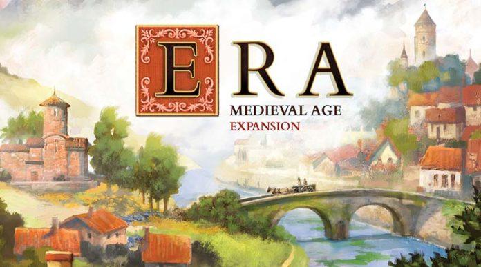 Logotipo del juego de mesa Era: Medieval Age Expansion