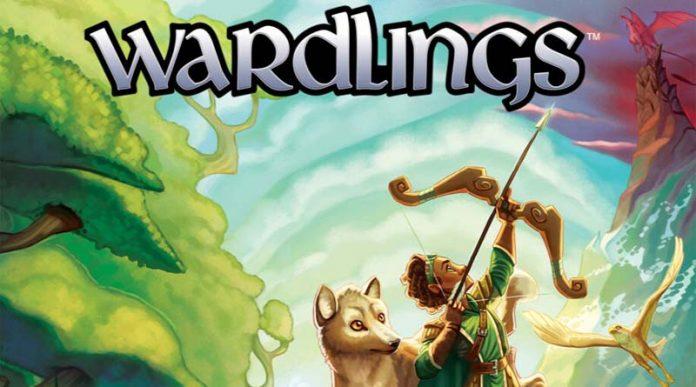 Ilustración del juego de rol Wardlings
