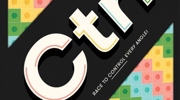 Logotipo del juego de mesa CTRL