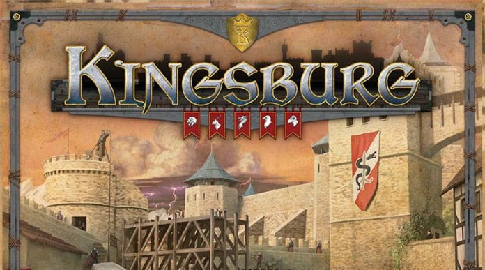 Logotipo de la 2ª edición de Kingsburg