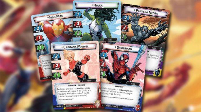 Cartas de Marvel Champions