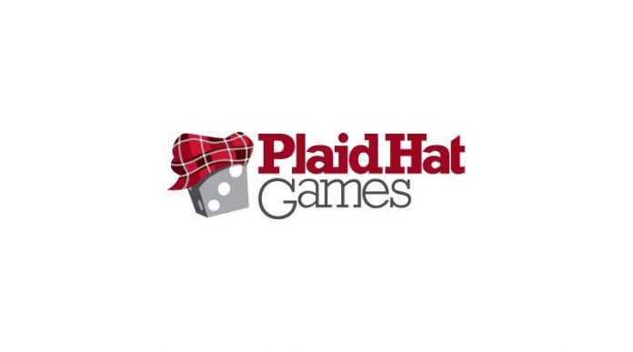 Logotipo de Plaid Hat Games