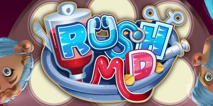 Logotipo de Rush MD