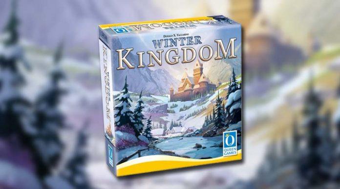 Portada del juego de tablero Winter Kingdom