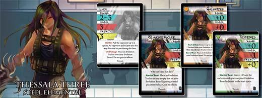 Uno de los personajes de Battlecon