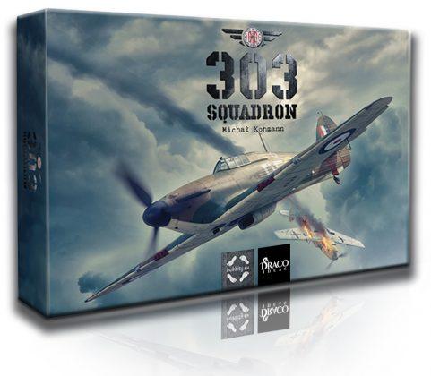 Caja de 303 Squadron