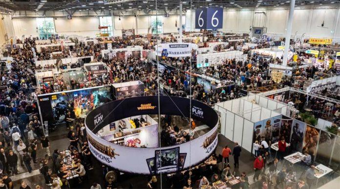Panoramica del evento Essen Spiel de 2019