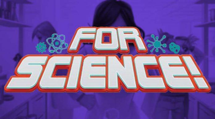 Logotipo de For Science!