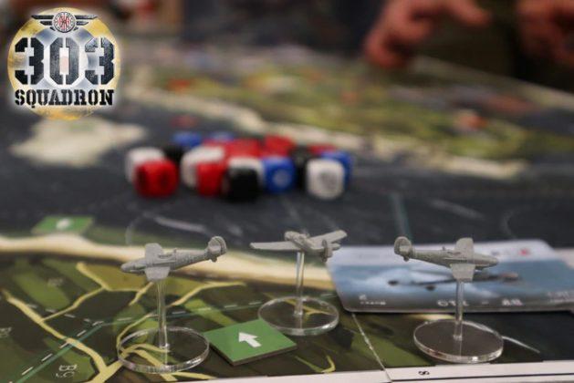 Miniaturas del juego 303 Squadron