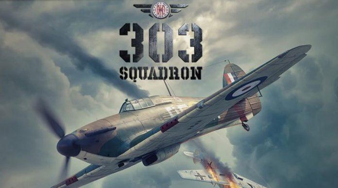 Portada de 303 squadron