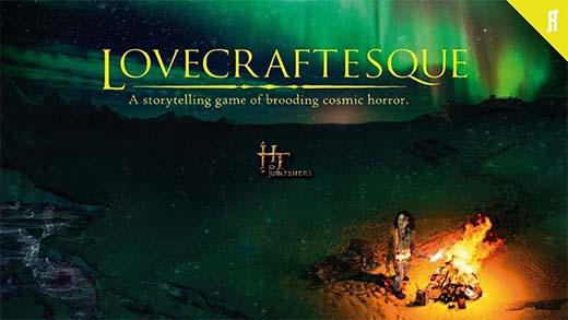 Ilustracion de Lovecraftesque