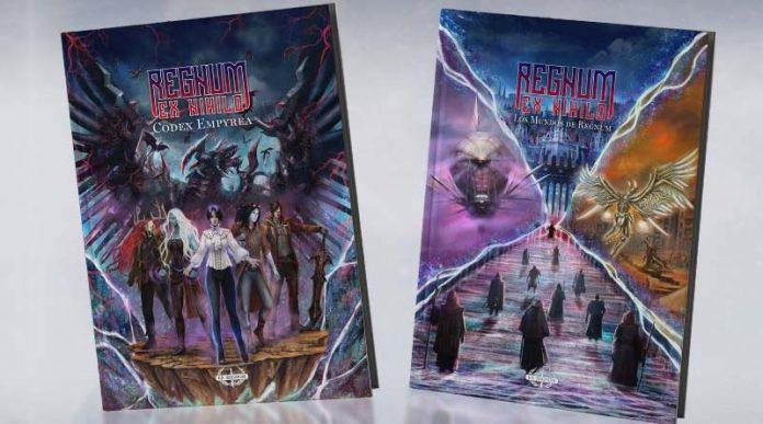 Libros del juego de rol Regnum ex nihilo