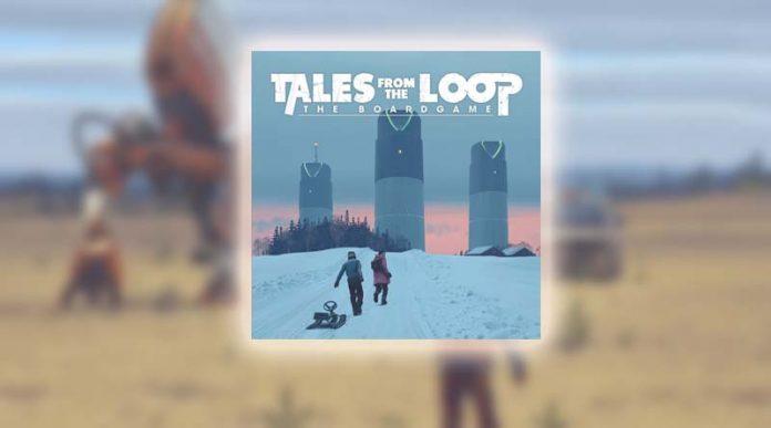 Portada del Juego de Tablero Tales Froom The Loop