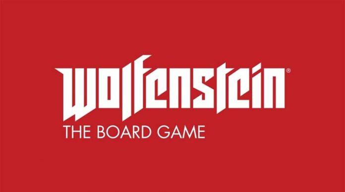 Logotipo de Wolfenstein The Board Game