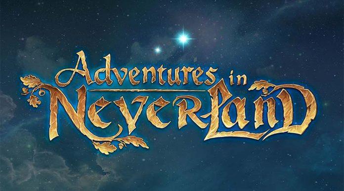 Logotipo de Adventures in Neverland
