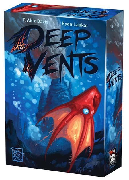 Portada de Deep Vents