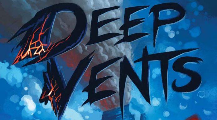 Logotipo de Deep Vents