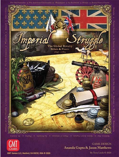 Portada de Imperial Struggle