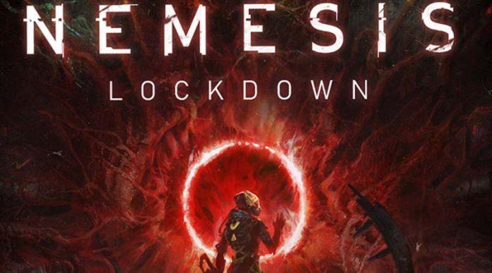 Logotipo de Nemesis Lockdown