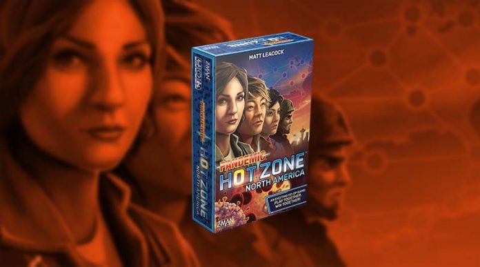 Portada de Pandemic: Hot Zone - North America