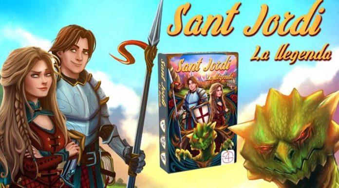 Portada de Sant Jordi La llegenda