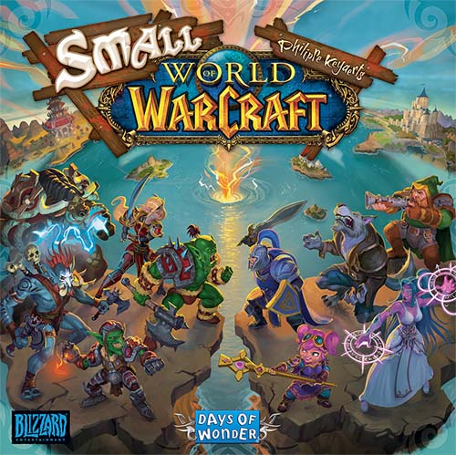 Portada de Small World of Warcraft