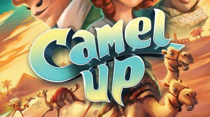 Logotipo de la segunda edición de Camel Up