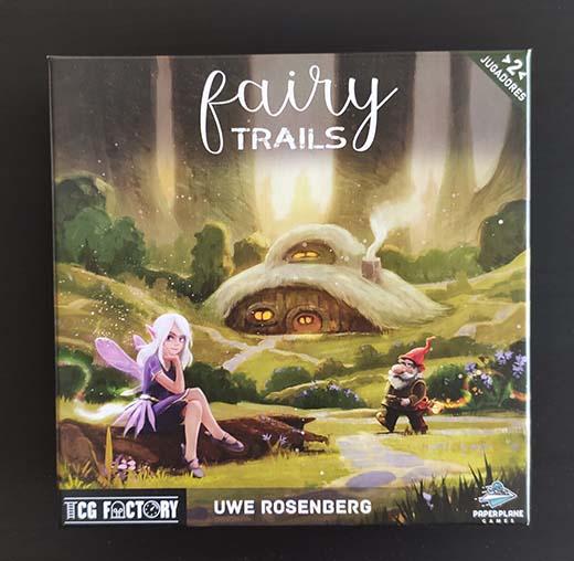 Portada de Fairy Trails