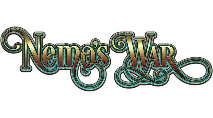 Logotipo de Nemo´s War
