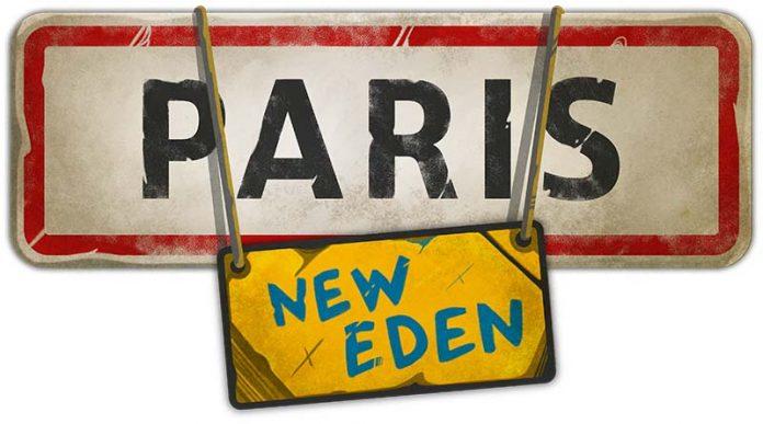 Logotipo de Paris New Eden