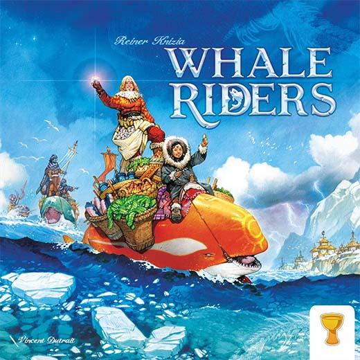 Portada de Whale Riders