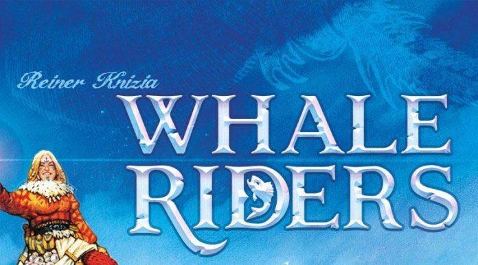 Logotipo de Whale Riders
