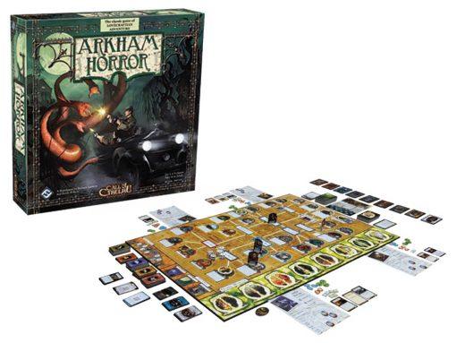 Juego de mesa Arkham Horror 2nd edición