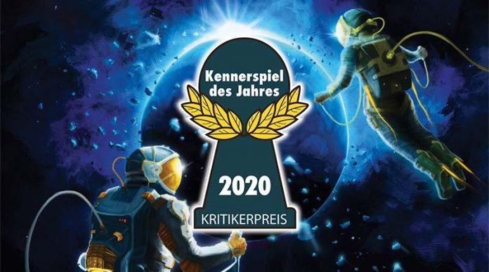 Portada de The Crew El ganador del Kennerspiel des Jahres 2020