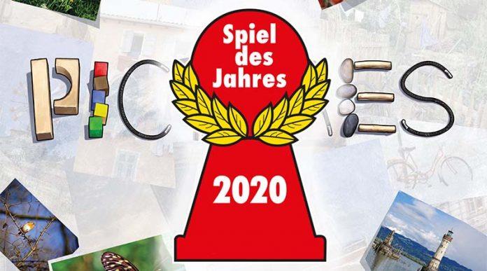 Portada de Pictures, Ganador del Spiel des Jahres 2020