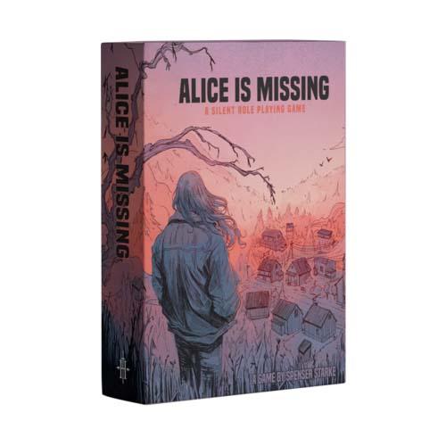 Portada de Alice is Missing