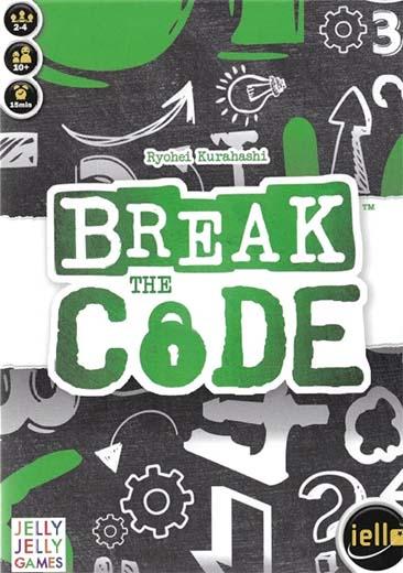Portada de Break the code