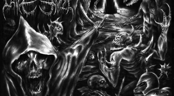 Portada de Cave Evil
