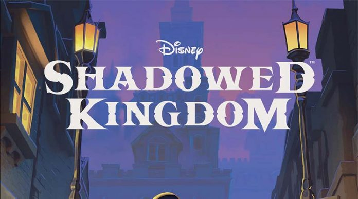 Logotipo de DIsney Shadowed Kingdom