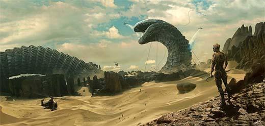 Gusano de Arena de Arrakis