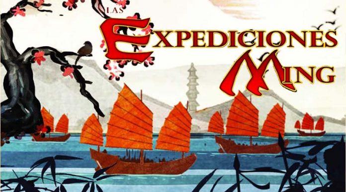 Logotipo de Las Expediciones Ming