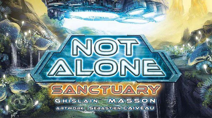 Logotipo de Not Alone Sanctuary