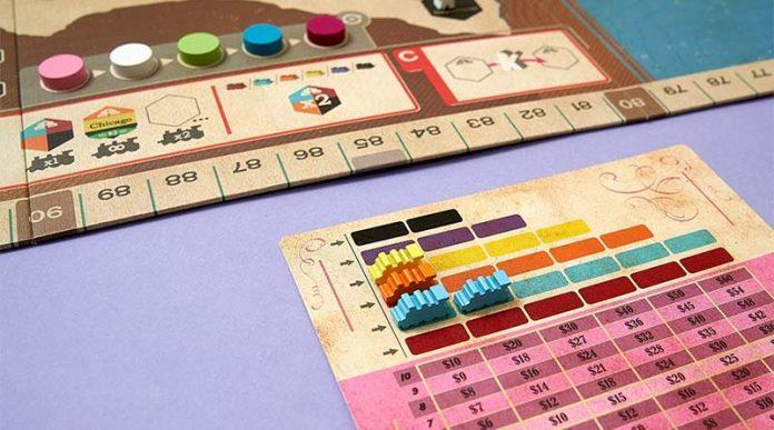 Partida a Rail USA primer juego de la serie Iron Rails